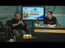 Ch9Live at VS2010 Launch - Bob Muglia