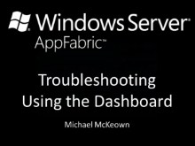 endpoint.tv - Troubleshooting with AppFabric