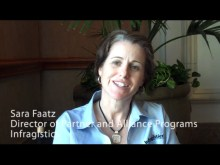 Sara Faatz from Infragistics talks to Murray Gordon at MIX10