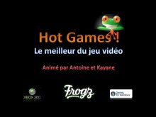 Frogz TV - Hot Games : Emission jeu video du mois Avril 2010 (Xbox 360 / PC)