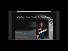 First Look at the Windows Azure Toolkit for Facebook