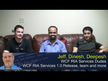 Pete at Microsoft: WCF RIA Services Team Interview