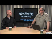 Jesse Liberty Explains Silverlight with Transmedia Storytelling (Silverlight TV #33)