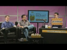 Ch9Live at Tech.Ed NA 2010 - Talking WP7 with Brandon Watson & Peter Torr
