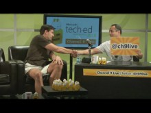 Ch9Live at Tech.Ed NA 2010 - Ask Mark Russinovich Anything... LIVE!