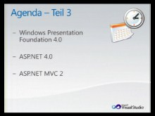 Teil 3: MSDN Briefing Juni 2010: Visual Studio 2010 und .NET 4.0