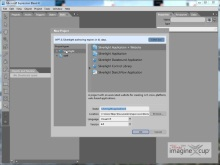 Expression Blend – Silverlight – 3D projekce