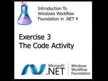 Workflow TV - Lab Introduction to WF4: Exercise 3 - The Code Activity