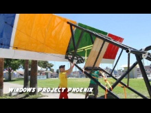 Microsoft FlugTag takes Flight (Project Phoenix)