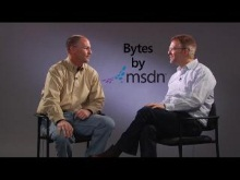 "Bytes by MSDN: John Shewchuk and Rob Bagby discuss ""Project Dallas"""