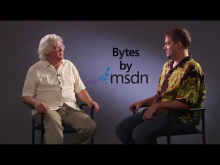 "Bytes by MSDN: Chris Anderson and Billy Hollis discuss the evolution project ""Oslo"""
