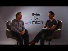 Bytes by MSDN: Nishant Kothary and Tim Huckaby discuss Design Perceptions