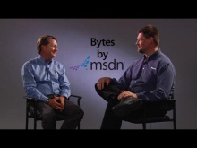 Bytes by MSDN: Rockford Lhotka and Tim Huckaby discuss Silverlight & WPF