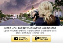 You Witness News launches from Yahoo
