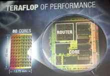 Intel's Polaris prototype is a glimpse ten years into chip futures