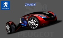 Peugeot Design Contest brings your car to the Xbox 360