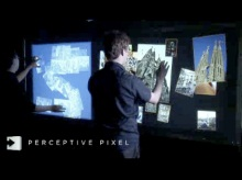 Perceptive Pixel reinvents the human-computer interface