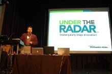 Photos from a tech conference: Under The Radar