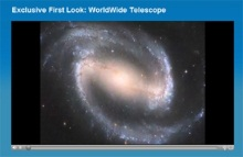 FastCompany.TV WorldWide Telescope Interview