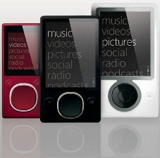 Zune Spring Update Version 2.5 - the info