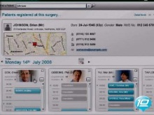 Silverlight Application tackles the Medical Field