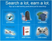 Live Search Perks Launches