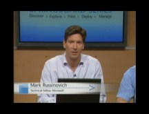 Mark Russinovich Discusses Vista Peformance