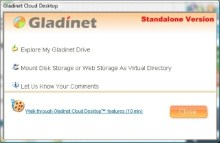 Gladinet Now Offers SkyDrive 25 GB Support