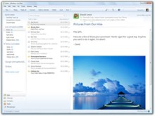 Using IMAP in Windows Live Mail