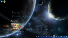 Change Your Windows 7 Media Center Background