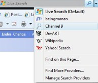 Mimic Windows 7 Federated Search in Vista