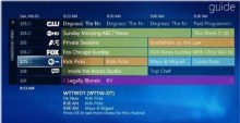Color Code Channels in Windows 7 Media Center
