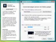 Put Any Widget on Your Windows 7 Desktop