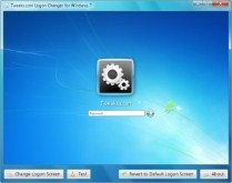 An Even Easier Way to Change your Windows 7 Login Screen