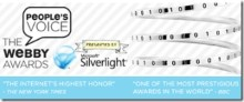 Webby Awards Go Silverlight