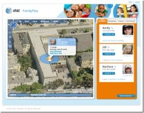 Find your Kids with Virtual Earth and AT&T