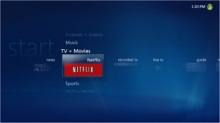 Netflix Now On Media Center
