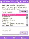 Foursquare Comes to Windows Mobile