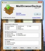 MailBrowserBackup: Back Up Your Windows Live Mail
