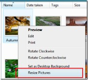 ImageResizer PowerToy Updated for Windows 7