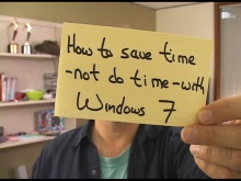Office Casual: How to save time with Windows 7