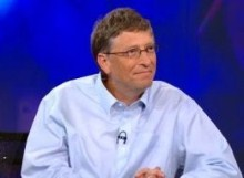 Bill Gates Appears on The Daily Show