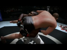 MMA - Mixed Martial Arts is the brand new title from EA Sports