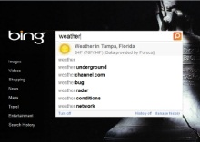 Bing Weather Gets Even Better