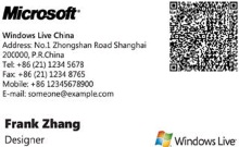 Windows Live Barcodes make mobile handsets smarter