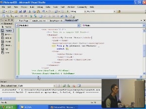 LINQ to XML API and VB 9.0