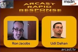 ARCast.TV - Rapid Response with Udi Dahan