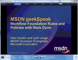 geekSpeak - Workflow with Mark Dunn