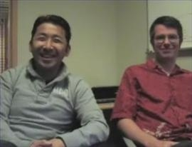 Windows Live Platform Discussion with Koji Kato and Danny Thorpe