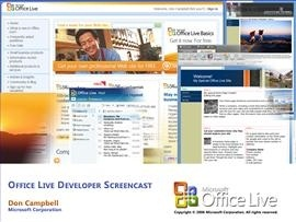 Office Live Overview for Developers